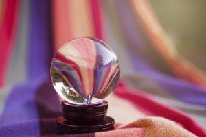 小道具 水晶玉