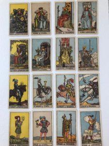 4スート 人物カード