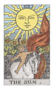 THE SUN 太陽